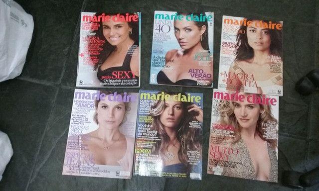 Promoção de coleção de revistas semi novas Mary Clair, Criativa