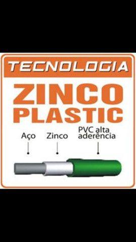 Telas Alambrado REVESTIDA COM PVC (ultimas unidades) - Foto 2