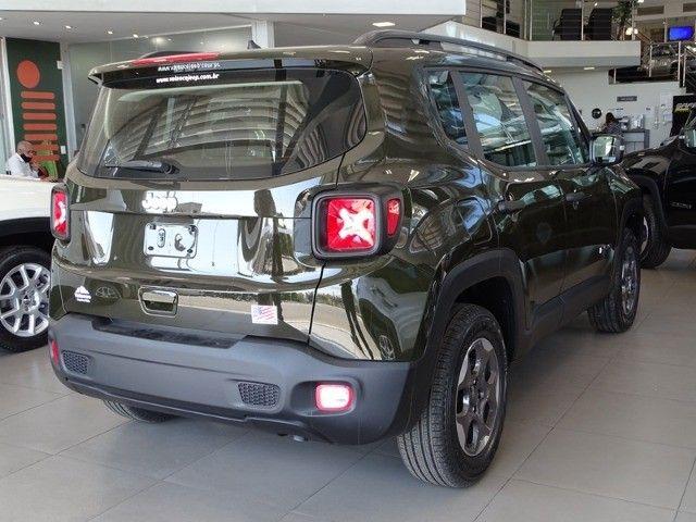 Jeep Renegade STD 1.8 Automático Flex 0Km - Foto 10