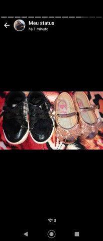 Conjuntos . Sapatos e tapete com 10 peças  - Foto 3