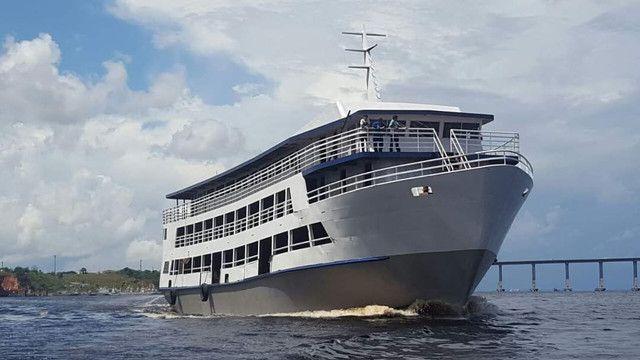 Barco Navio Ferry Boat  - Foto 3