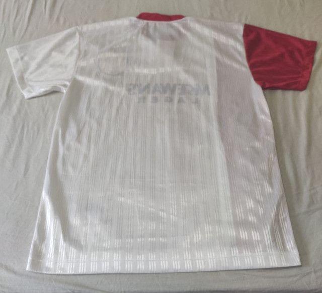 Camisa do Glasgow Rangers da Escócia Oficial II Adidas 1996 - Foto 3