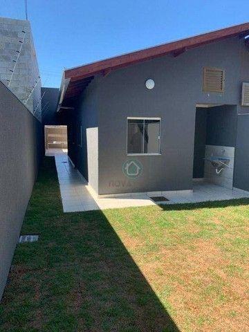 Casa com 2 dormitórios à venda, 78 m² por R$ 240.000,00 - Nova Lima - Campo Grande/MS - Foto 6
