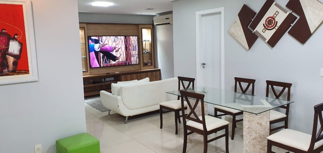 Apartamento Porto Seguro| Com 3 dormitórios | 5 andar e com 128m2 - Foto 10