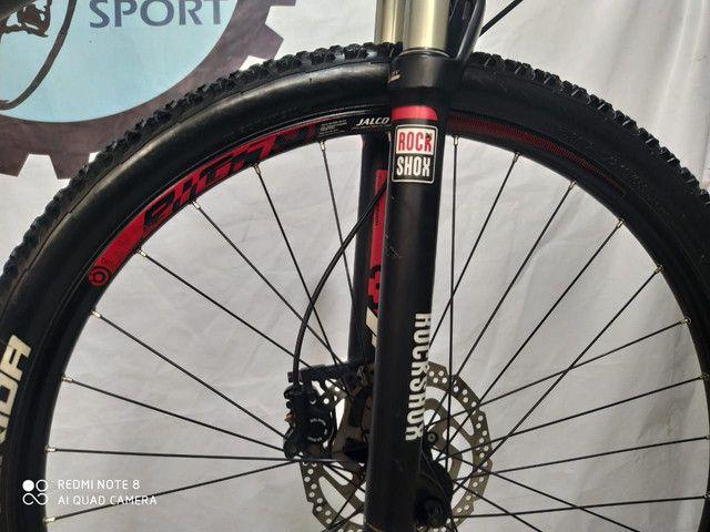 Bicicleta Merida Carbon Big7 - Foto 3