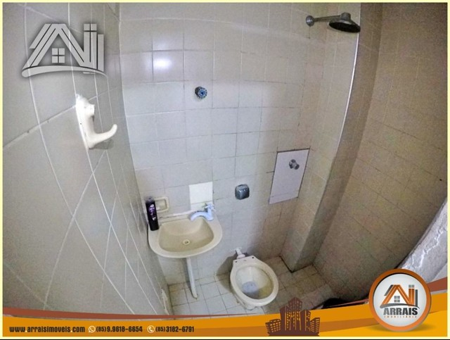 Apartamento com 3 dormitórios à venda, 96 m² por R$ 280.000,00 - Vila União - Fortaleza/CE - Foto 7
