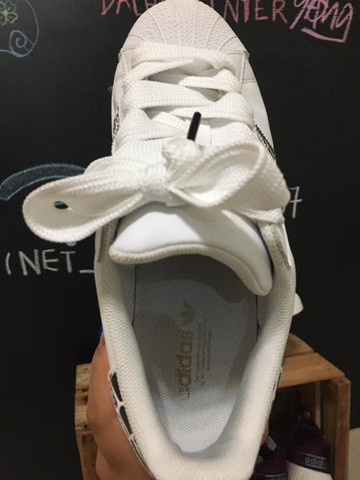 Tênis adidas superstar nº36 - Foto 3