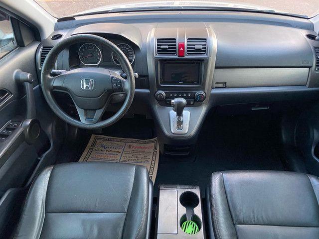 Honda CRV 2.0 LX 2011 Automática zerada / tro.co e financio - Foto 13