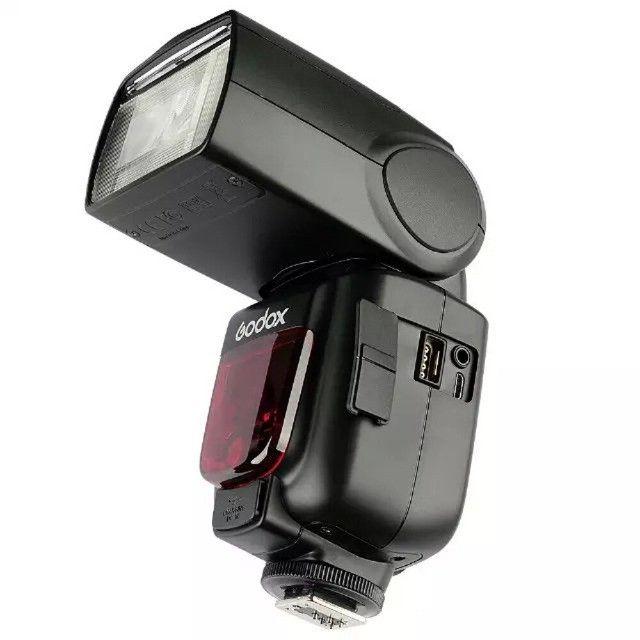 Flash Godox TT685n TTL - Para Nikon (Novo, com Garantia e NF) - Foto 3
