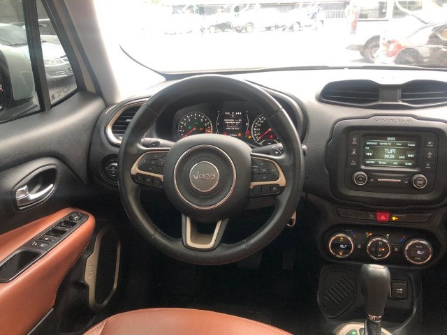 Jeep Renegade Longitude - 2016 - 1.8 Auto - Branco - Foto 11