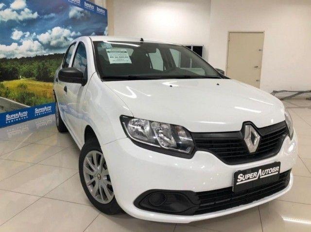 Renault Logan Authentique 1.0 - Foto 13