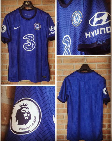Camisa Chelsea Futebol - Foto 2