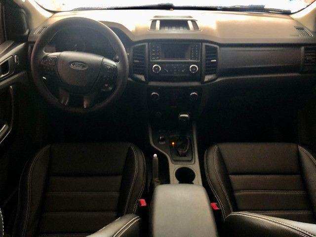 Ranger 2.2 XLS 4x4 Diesel (aut) revisões na concessionária 2021 pago - Foto 10
