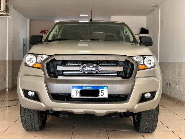 Ranger 2.2 XLS 4x4 Diesel (aut) revisões na concessionária 2021 pago - Foto 2