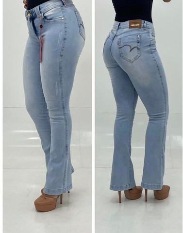 Calça Jeans Patogê 42