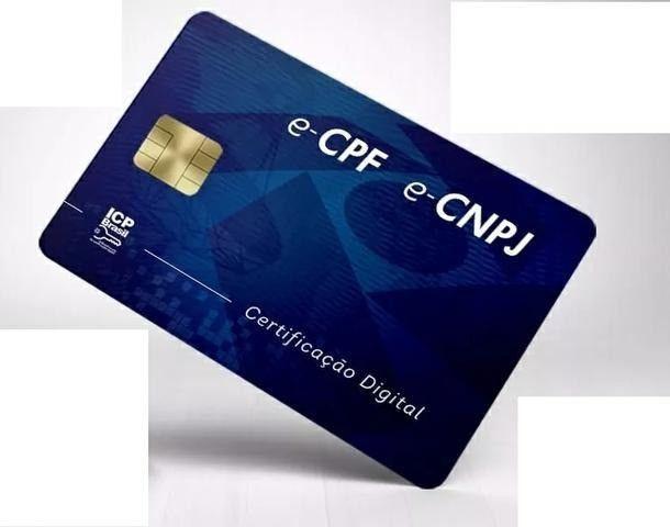 Certificado Digital E-cnpj A1 - 01 ano
