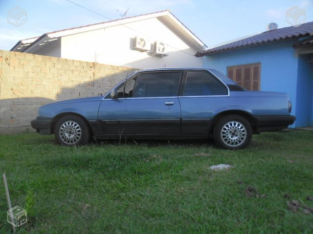 CHEVROLET MONZA CLASSIC COMPLETO MANUAL CHAVE