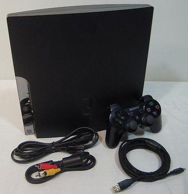 Sony Playstation 3 Ps3 Slim 320gb com varios jogos