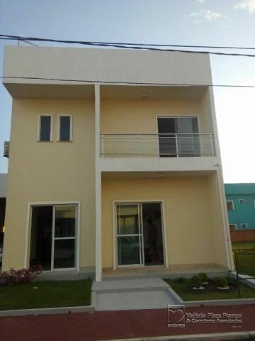 Casa de condomínio à venda com 3 dormitórios em Parque verde, Belém cod:6445