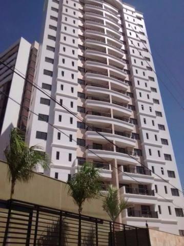 Apartamento 3 suites com móveis planejados, andar médio, Cond, Bacara.