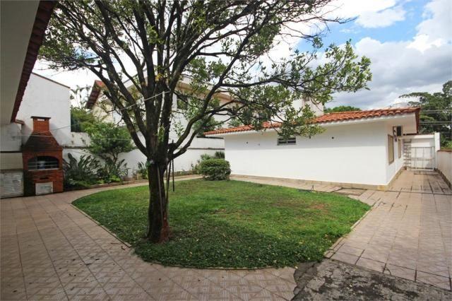 Casa à venda com 3 dormitórios em Alto de pinheiros, São paulo cod:353-IM57045