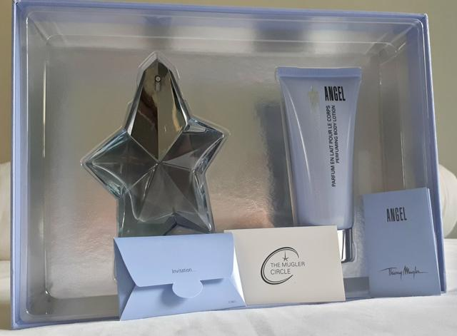 Kit Perfume Angel Edp 50ml Thierry Mugler Original Beleza E
