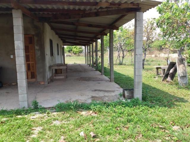 Chácara com 4 dormitórios à venda, 28500 m² - três barras - cuiabá/mato grosso - Foto 3
