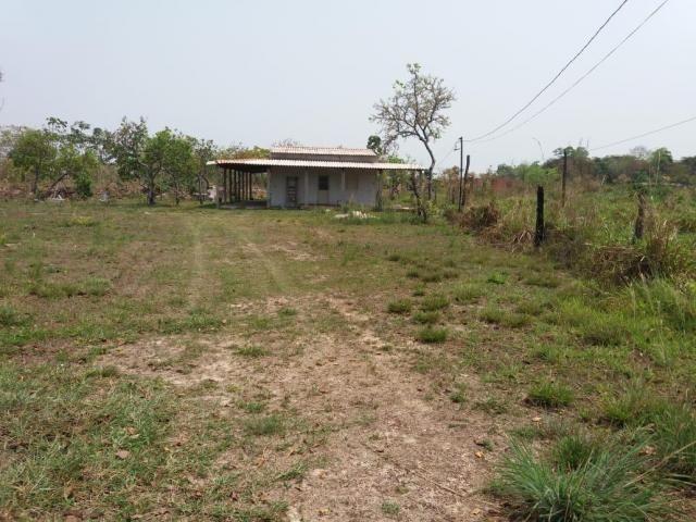 Chácara com 4 dormitórios à venda, 28500 m² - três barras - cuiabá/mato grosso