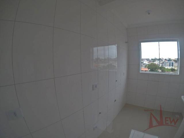 Belíssimo apartamento com 02 quartos no Cruzeiro, São José dos Pinhais - Foto 10