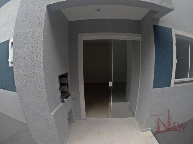 Belíssimo apartamento com 02 quartos no Cruzeiro, São José dos Pinhais - Foto 14