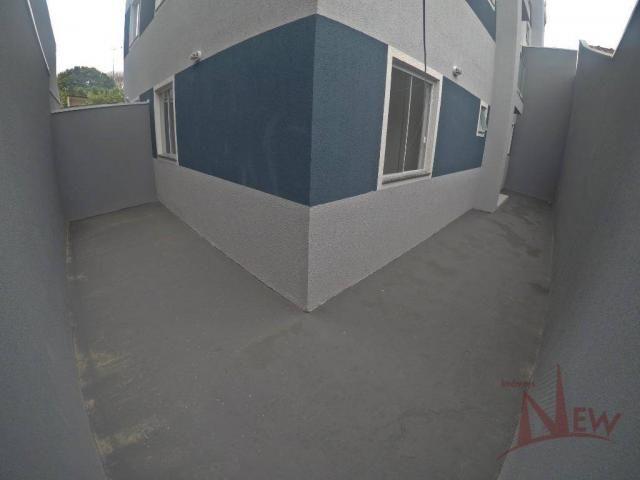 Belíssimo apartamento com 02 quartos no Cruzeiro, São José dos Pinhais - Foto 16