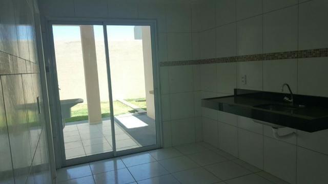 VENDO casa no Eusébio com 123 m² e 4 quartos. Próximo ao colégio Ágape e CE 040 - Foto 14