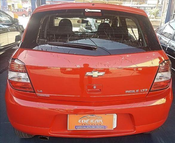 Chevrolet Agile 1.4 Mpfi Ltz 8v - Foto 8