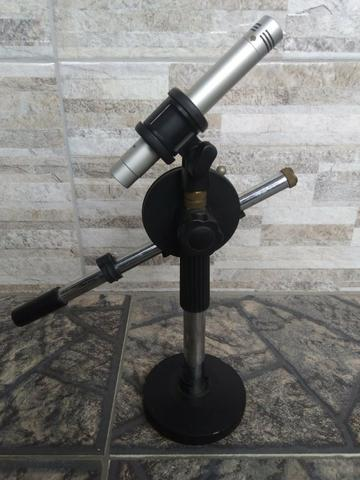 Vendo Barato Microfones,tripé e headphone - Foto 5