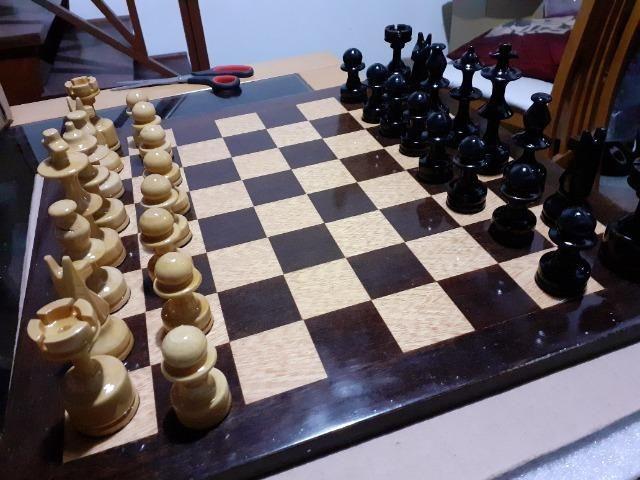 Jogos de xadrez - Foto 2
