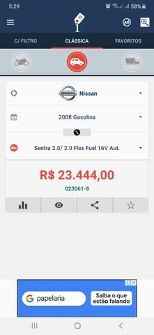 Sentra 2008 Automático - Foto 2