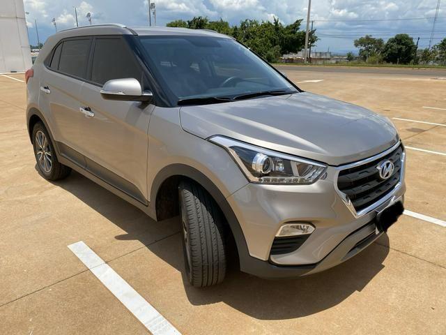 Hyundai Creta Prestige 2.0 apenas 7.500 Km - Foto 4