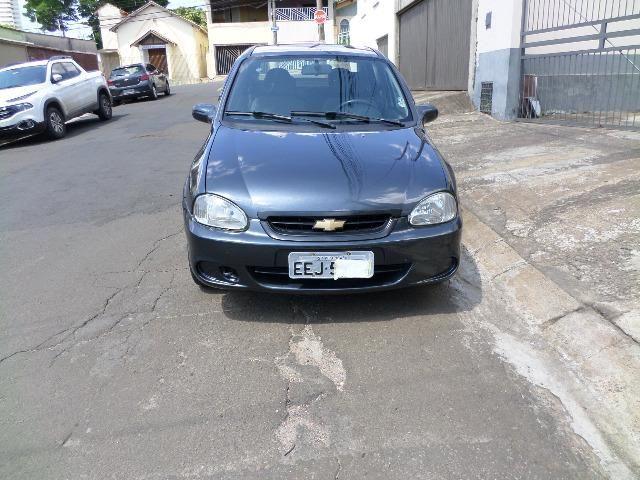 Classic 2009 flex 1.0 -direçao hidraulica-valor 14;000;00 - Foto 5