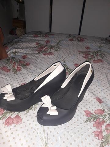 Vendo um sapato n 36 melissa original - Foto 2