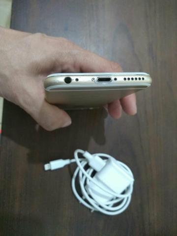 Vendo ifhone 6 128 g - Foto 5
