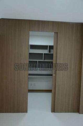 Alugo apartamento no hemispher 360° 4/4 com armários