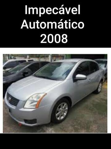 Sentra 2008 Automático