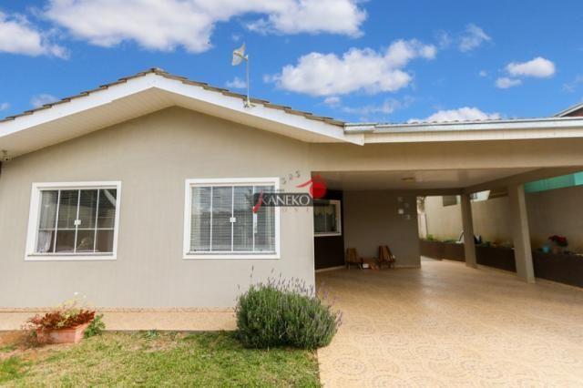 8287   casa à venda com 3 quartos em centro, guarapuava - Foto 3