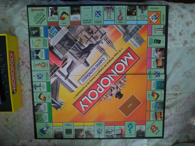 Jogo Monopoly - Com cartão eletrônico - Foto 2