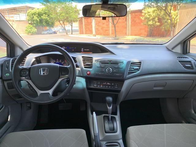 Honda Civic LXS 2015 Automático - Única Dona - Abaixo da Tabela - Foto 4