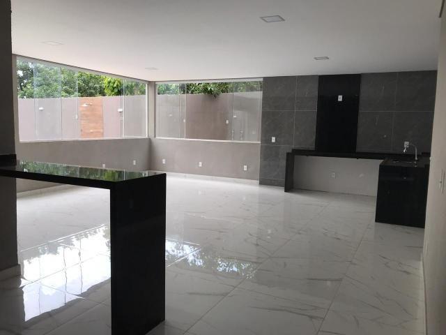 Belíssima casa ótima localização em Vicente Pires, estuda troca! - Foto 2