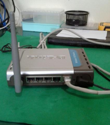 Roteador D-Link - Foto 3