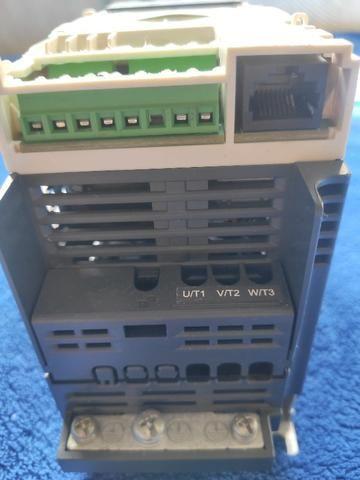 Inversor de frequência Altivar 0,5CV 220V - Foto 3