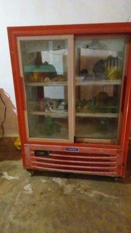 Freezer expositor vermelho - Foto 5