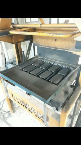 Máquina de fazer blocos - Foto 5
